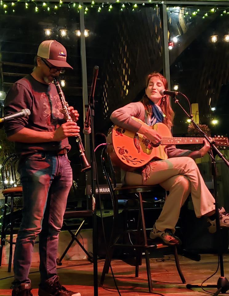 cora rose singing a song of healing